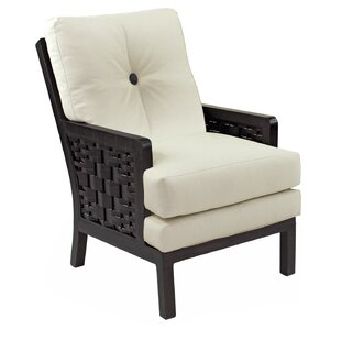 Spanish Bay Patio Dining Chair with Cushion