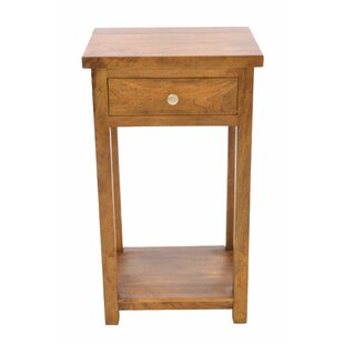 Alyssa Multi-Tiered Telephone Table By Union Rustic
