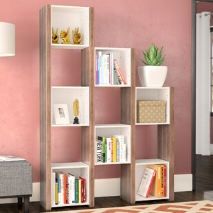 Darnall Cube Unit Bookcase Mercury Row