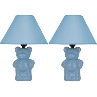 Marion Bear 15 Table Lamp (Set of 2)