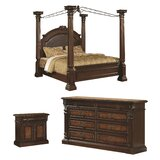 Payne Canopy Configurable Bedroom Set by Astoria Grand
