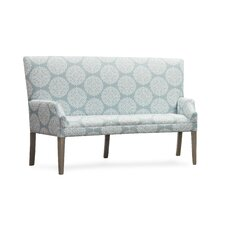 Paula Upholstered Entryway Bench by Uniquely Furnished