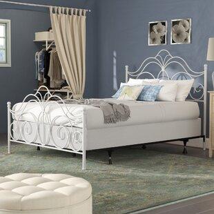 Sanson Panel Bed