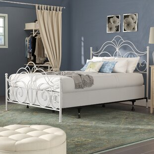 Order Sanson Panel Bed by Alcott Hill Reviews (2019) & Buyer's Guide