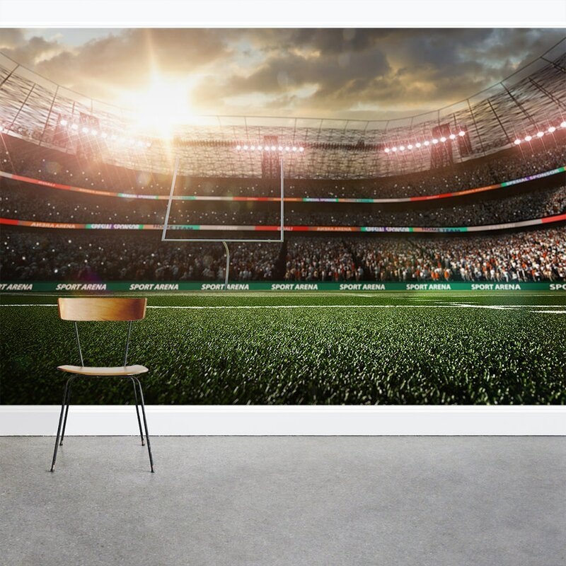 Football Stadium 8u0027 X 144 Idea