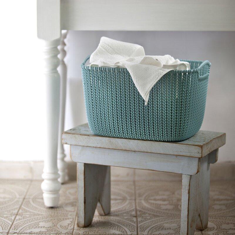 6155aa3dcab2 Curver Plastic Basket