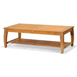 Miramar Teak Coffee Table