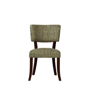 Trombetta Upholstered Dining Chair (Set of 2)