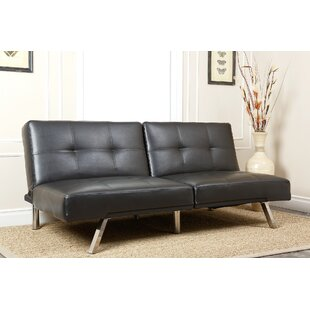 Bartlette Convertible Sofa by Wade Logan