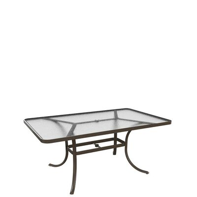 Valora Rectangular 28 Inch Table by Tropitone Cool