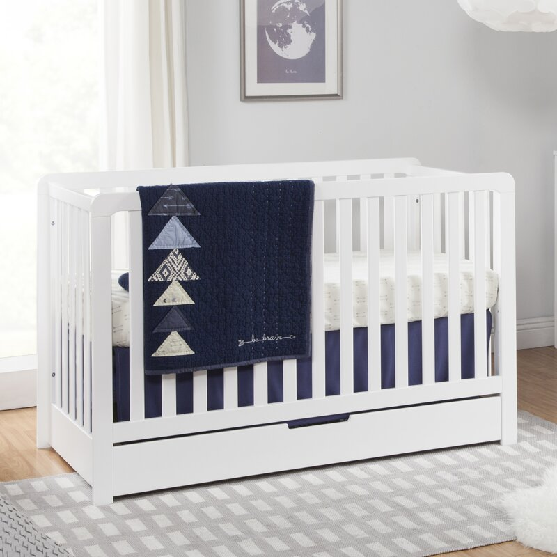 9a28f6456 Carter's Colby 4-in-1 Convertible Crib & Reviews | Wayfair
