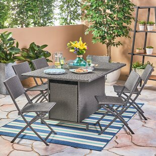 Gleisner 7 Piece Dining Set