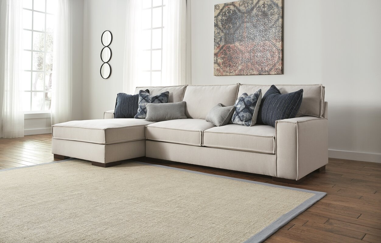 Ultra Plush Sectional Sofas | Wayfair