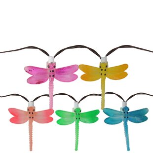 Sienna Lighting 29 ft. 10-Light Novelty String Lights (Set of 10)