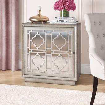 Peachy Latitude Run Dufferin 4 Door Accent Cabinet Reviews Home Interior And Landscaping Ferensignezvosmurscom
