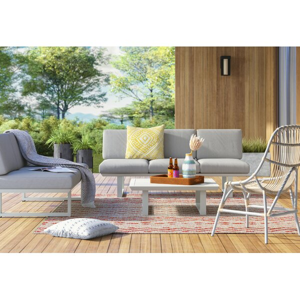 Mcclelland 3 Piece Sofa Set with Cushions