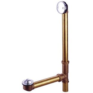 Best Reviews Made to Match 1.5 Trip lever Tub Drain ByKingston Brass
