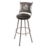 Pine Swivel Bar & Counter Stool by Stone County Ironworks