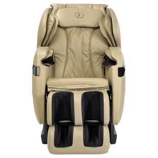 Premier Back Saver L-Track Shiatsu Zero Gravity Massage Chair by Forever Rest