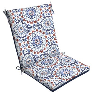 Outdoor Lounge Chair Cushion By Canora Grey