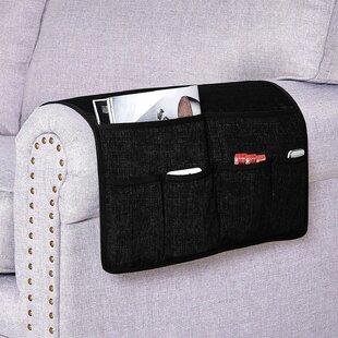 6 Pockets Armrest Holder Storage Organizer
