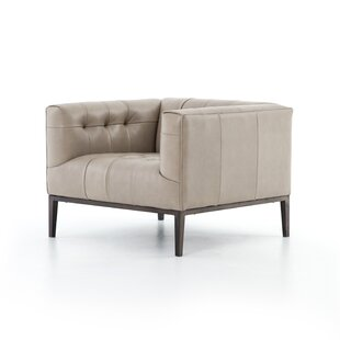 Stefania Tufted Club Chair by 17 Stories