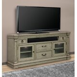 Travon Solid Wood TV Stand for TVs up to 85 by Darby Home Co