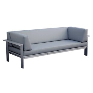 Luma Patio Sofa with Cushions