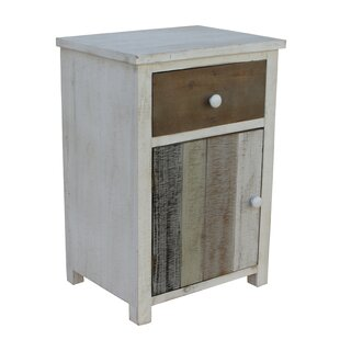 Cheungs 1 Drawer Nightstand