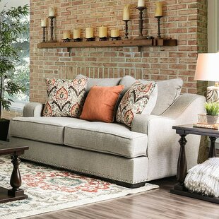 Honey Loveseat