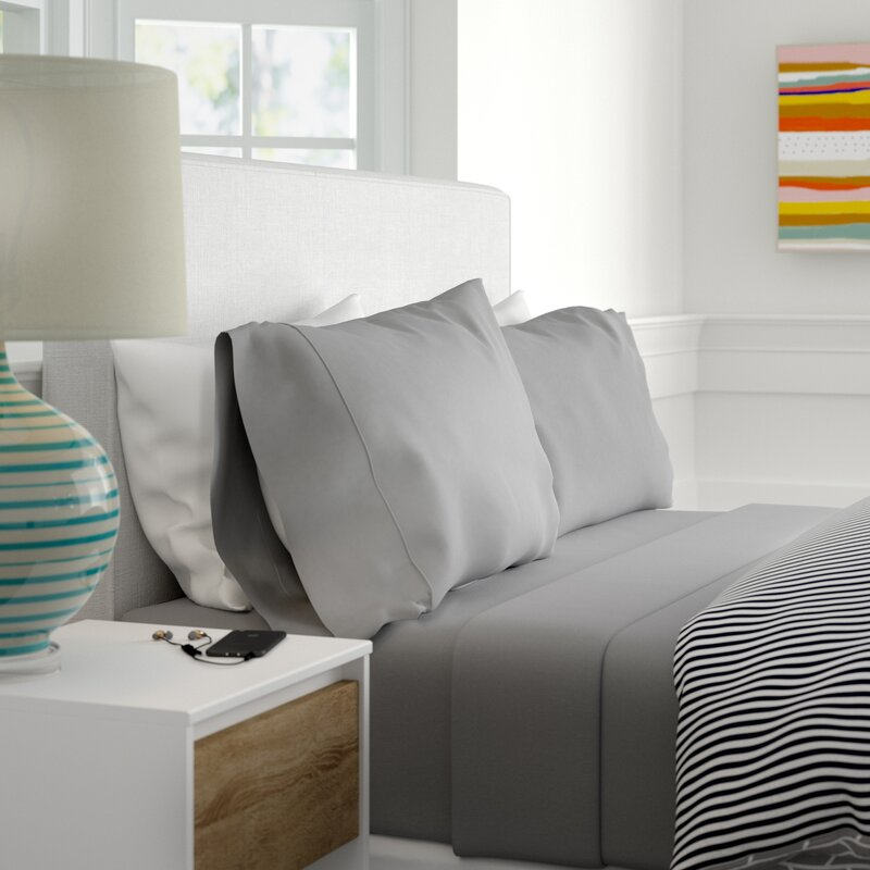 Loon Peak Rosston Polyester And Micro Flannel Sheet Set Reviews Wayfair