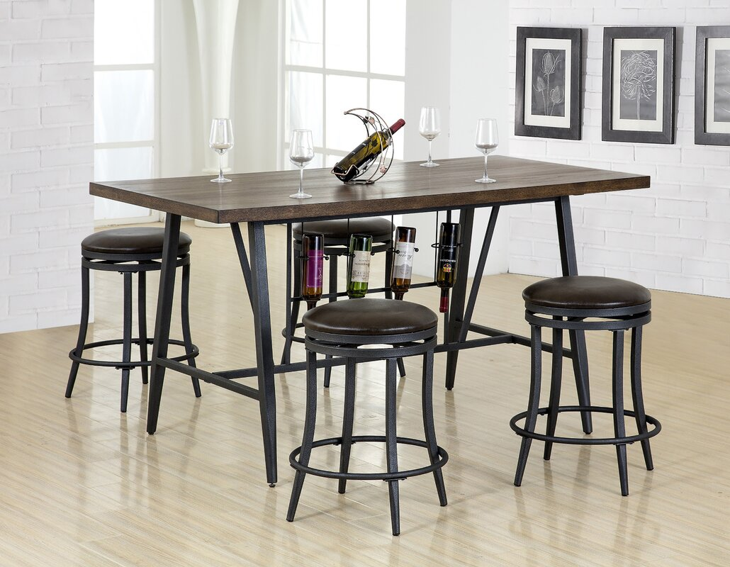 David Counter Height Dining Table & Reviews | Birch Lane