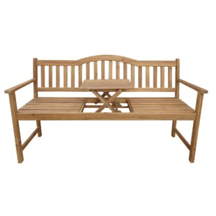 Traditional Bench By Sol 72 Outdoor