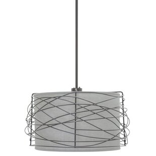 Millwood Pines Tremblay 1-Light Pendant