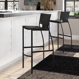 Edmond 30 Bar Stool (Set of 2) Wade Logan