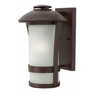 Top Chandler Outdoor Wall Lantern By Hinkley Lighting