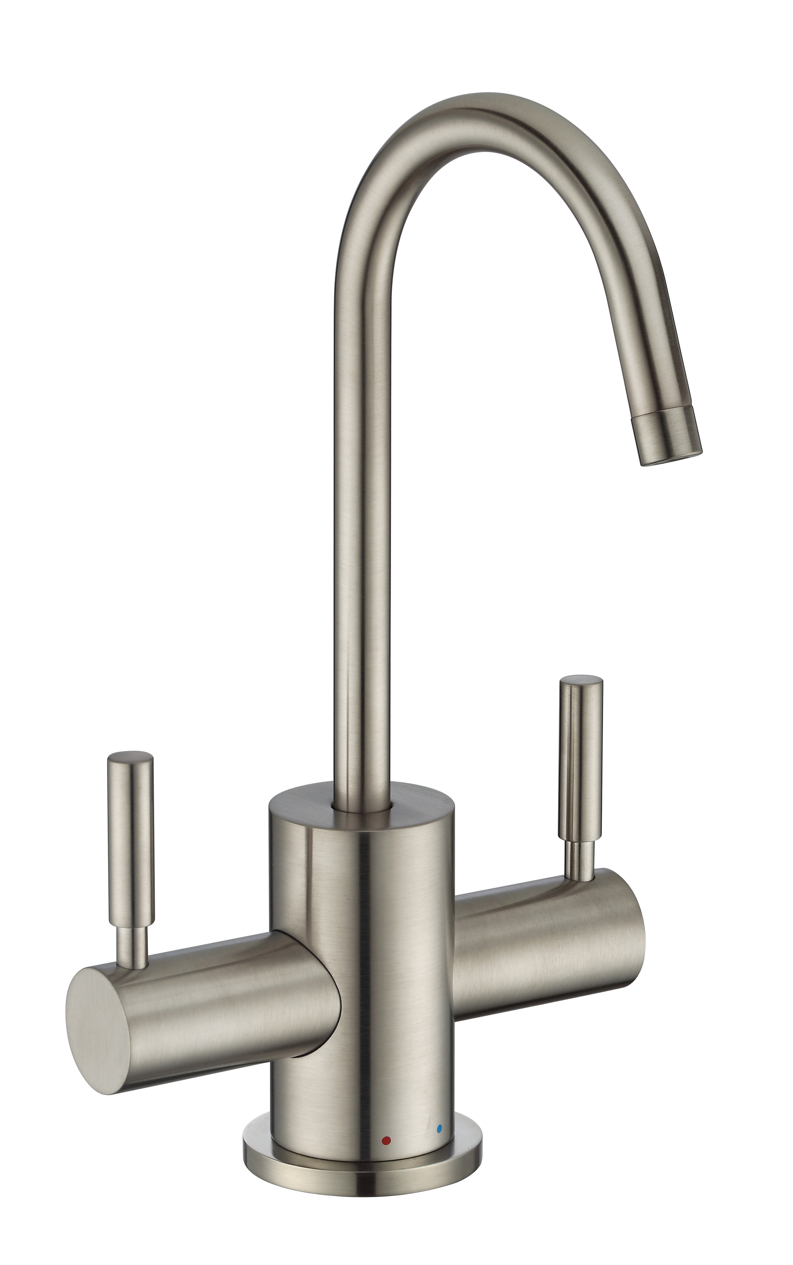 Whitehaus Collection Point Of Use Double Handle Kitchen Faucet Wayfair