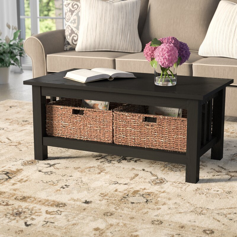 Ordinaire Denning Storage Coffee Table