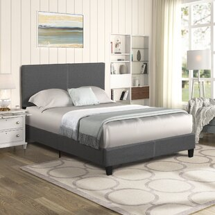 Order Towe Upholstery Platform Bed by Winston Porter Reviews (2019) & Buyer's Guide