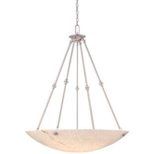 Metropolitan by Minka Virtuoso II 6-Light Bowl Pendant