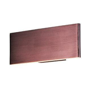 Price comparison Harjo 2-Light LED Flush Mount By Wrought Studio