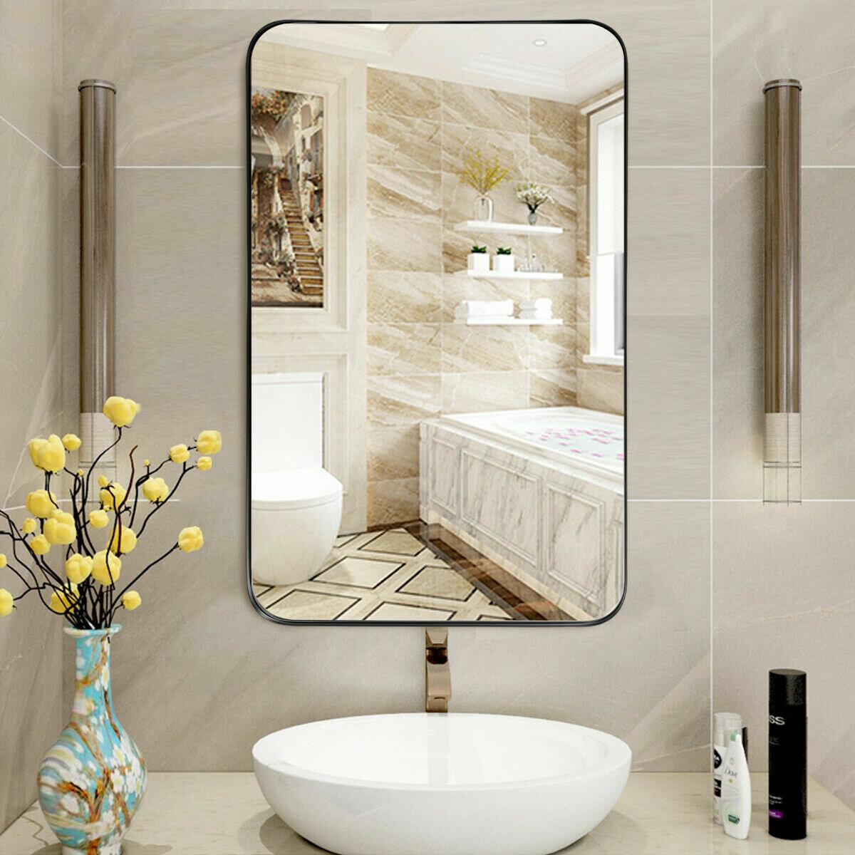 Bathroom Vanity Black Mirrors You Ll Love In 2021 Wayfair