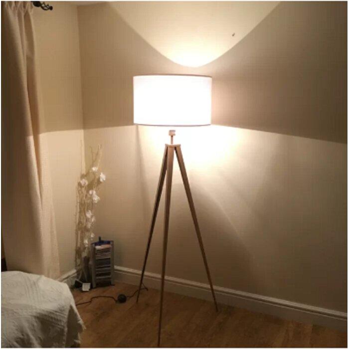 Finsbury 157 5cm Tripod Floor Lamp