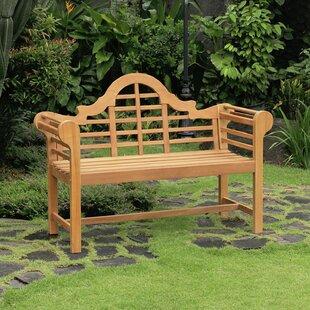 Brighton Teak Garden Bench by Fullrich Industries