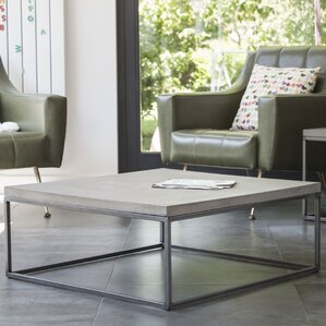 Perspective L Coffee Table by Lyon Beton