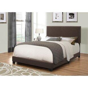 Winston Porter Kachinsky Upholstered Panel Bed
