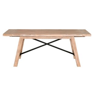 Derwent Extendable Dining Table Three Posts