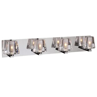 Orren Ellis Mcneill 4-Light Vanity Light