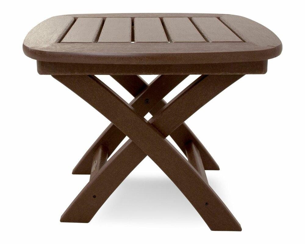 Nautical Side Table