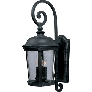 Darby Home Co Nunnally 3-Light Outdoor Wall Lantern
